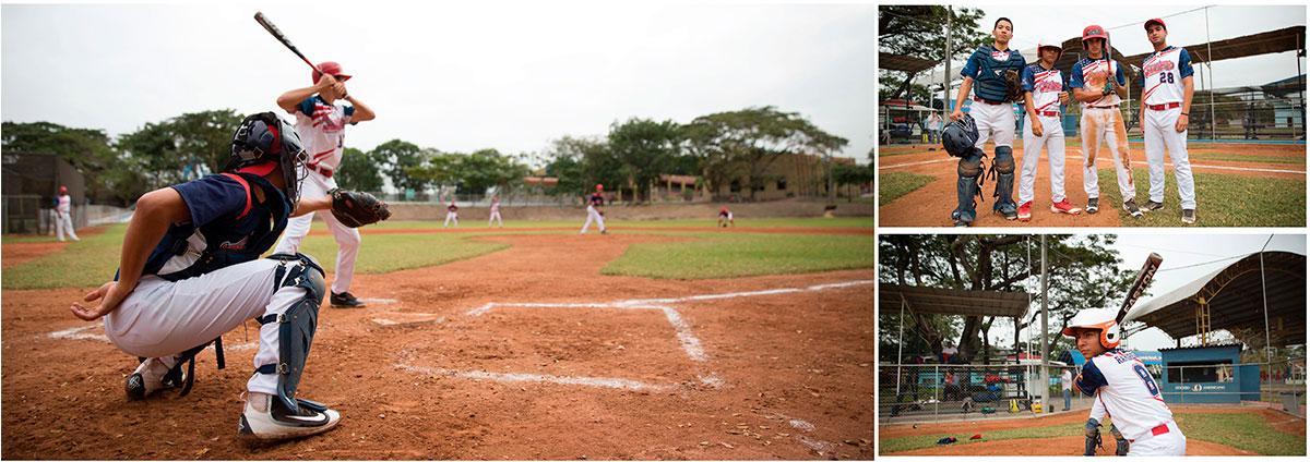 beisbol colegial en guayaquil